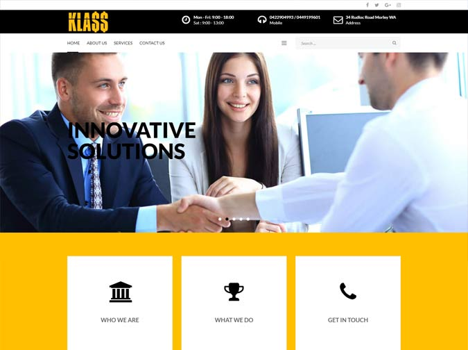 KLASS Accounting & Taxation Services