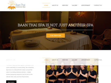 Baan Thai Spa Luxurious Spa