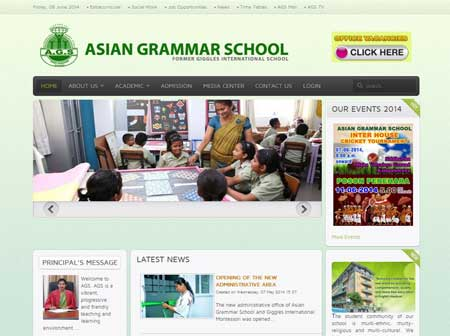 Asian Grammar School