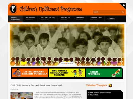 Children's Upliftment Programme