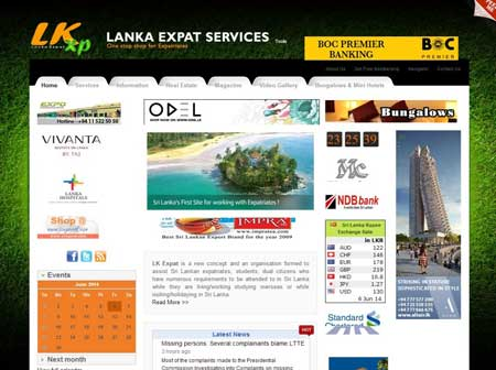 Lanka Expatriate Services