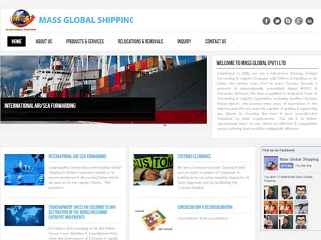 Mass Global Shipping