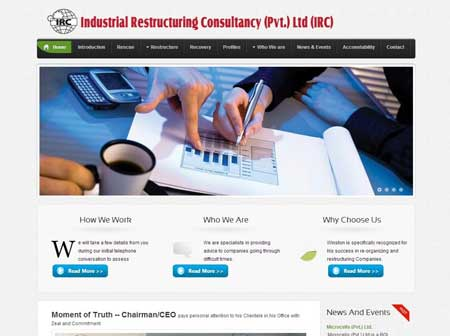 Industrial Restructuring Consultancy