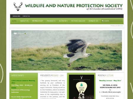 Wild Life and Nature Protection Society of Sri Lanka